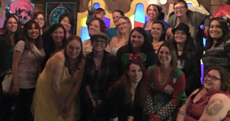 GGB San Antonio's December Disney Brunch!