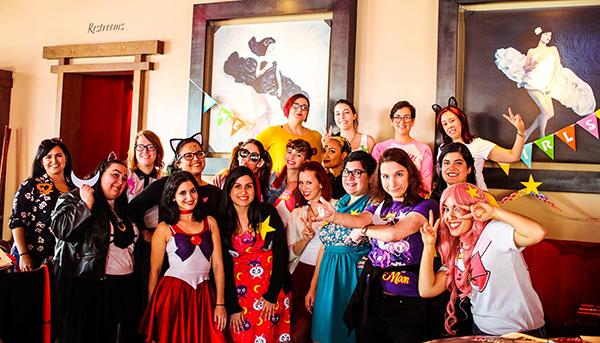 GGB South Florida: Sailor Moon Brunch