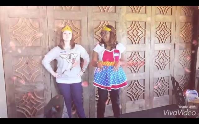 Geek Girl Brunch DFW Galentine's Day & Favorite Heroines