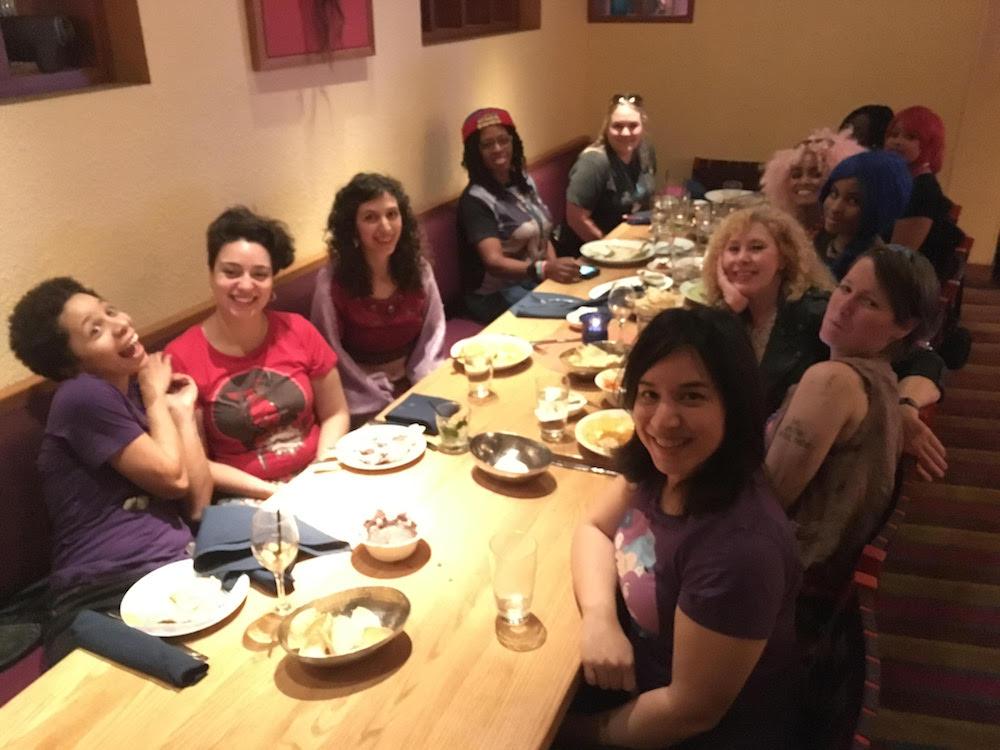 GGB LA – Wondercon Meetup!