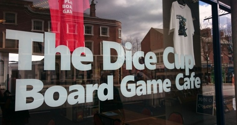 GGB Nottingham's Board Game Brunch