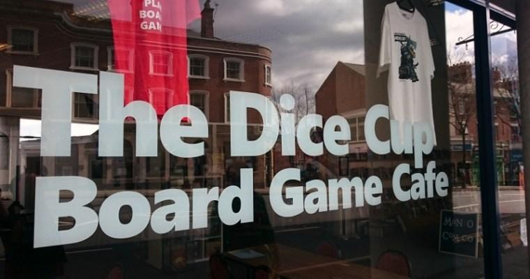 GGB Nottingham's Board Game Brunch