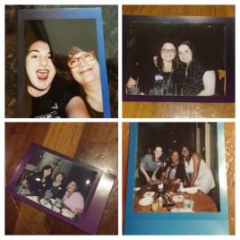 Polaroid cameras are fun!