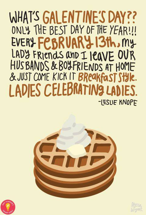 GGB Grand Rapids Does Galentine's Day