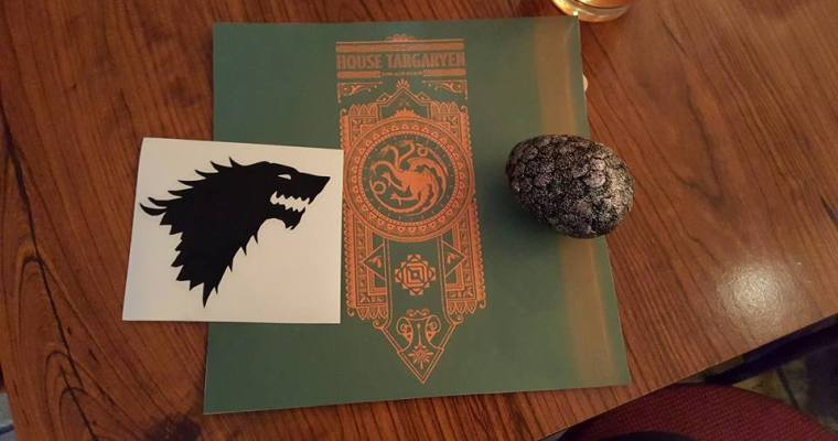 GGB Pittsburgh Mother of Dragons Dinner