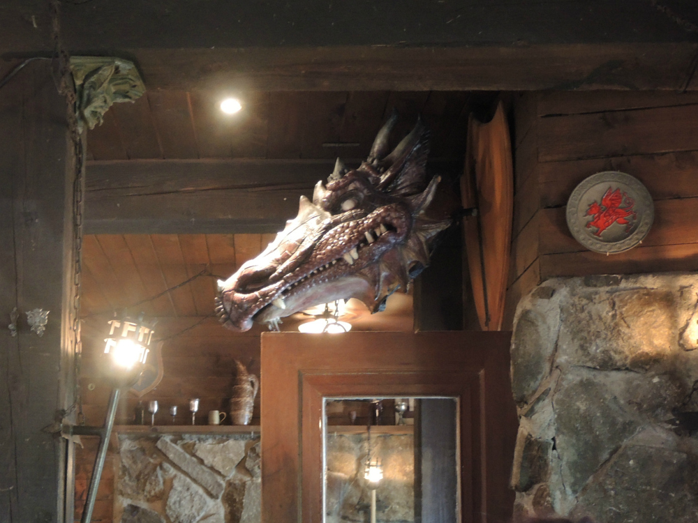 GGB Montreal - Dragon Head