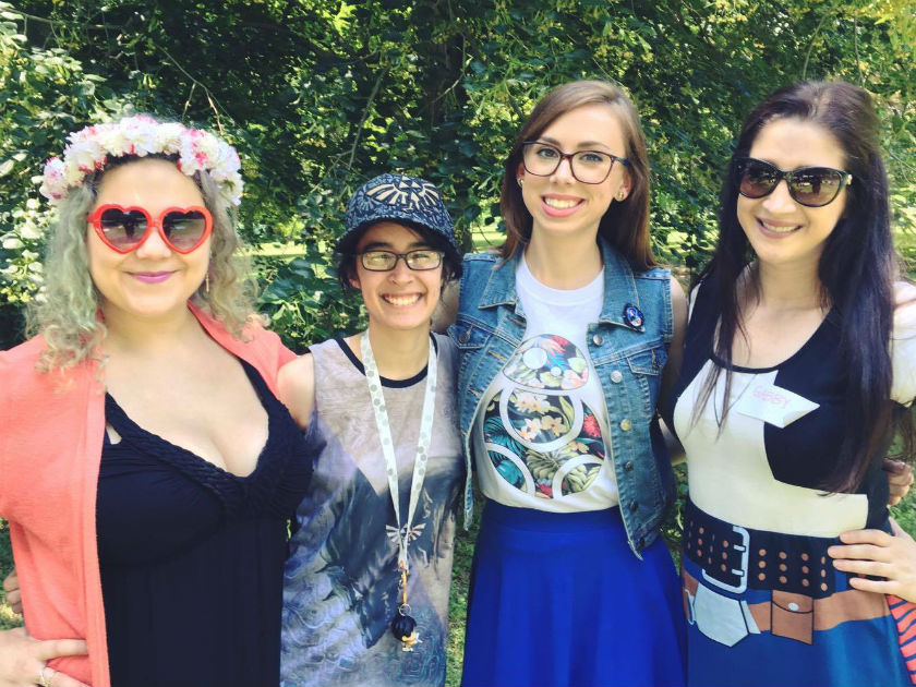 GGB Philly celebrates one year together with BYO(Fandom) Brunch!
