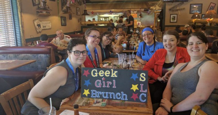GGB Salt Lake City: Trekkie Trek