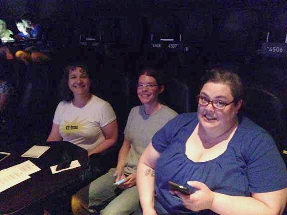 Geek Girl Brunch Kansas City at Ghostbusters at Alamo Drafthouse