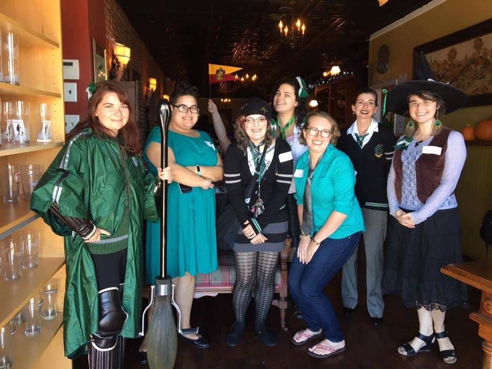 GGB Philly Heads to the Quidditch World Cup for Septembers Brunch!
