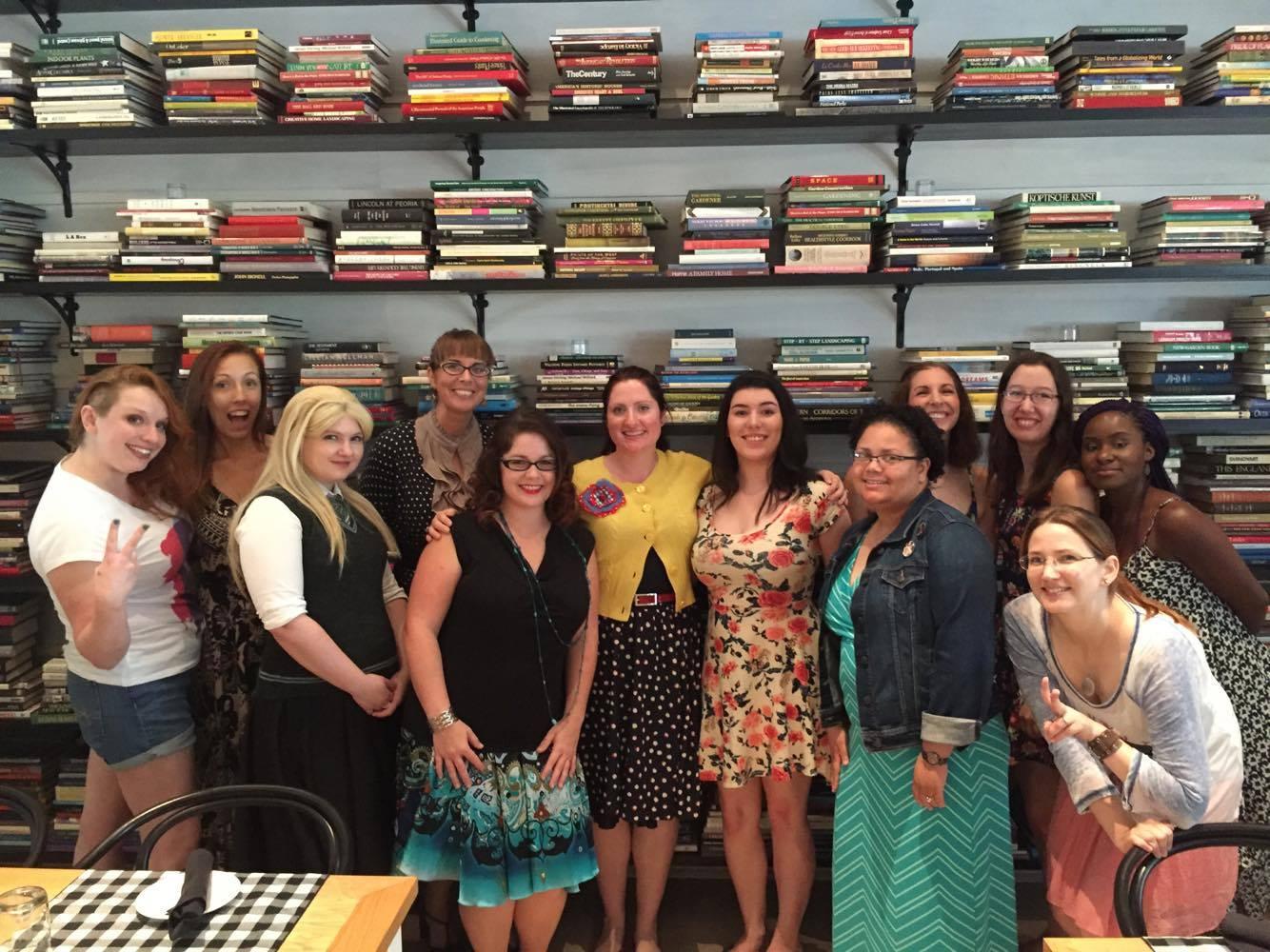 The Geek Girl Sitter's Club – GGB Savannah