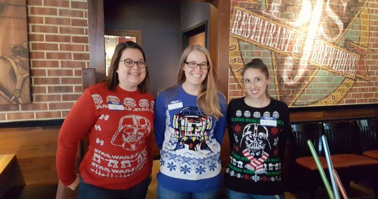 """GGB Pittsburgh's """"We Wish You a Merry Sith-mas"""" Holiday Party"""
