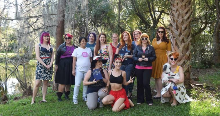 Time Travelers Picnic: GGB Orlando