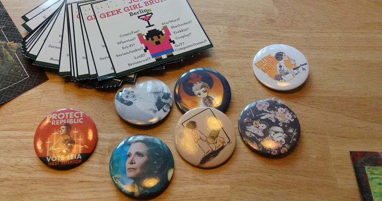 GGB Berlin – Carrie Fisher Memorial Brunch