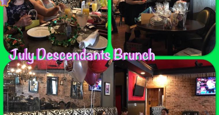 GGB Ft. Lauderdale: Descendants: A Disney Villains Brunch