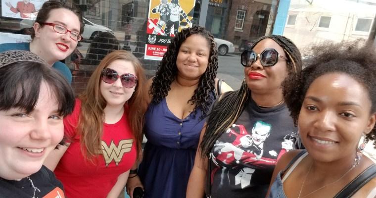 Great Hera! GGB Baltimore does DC