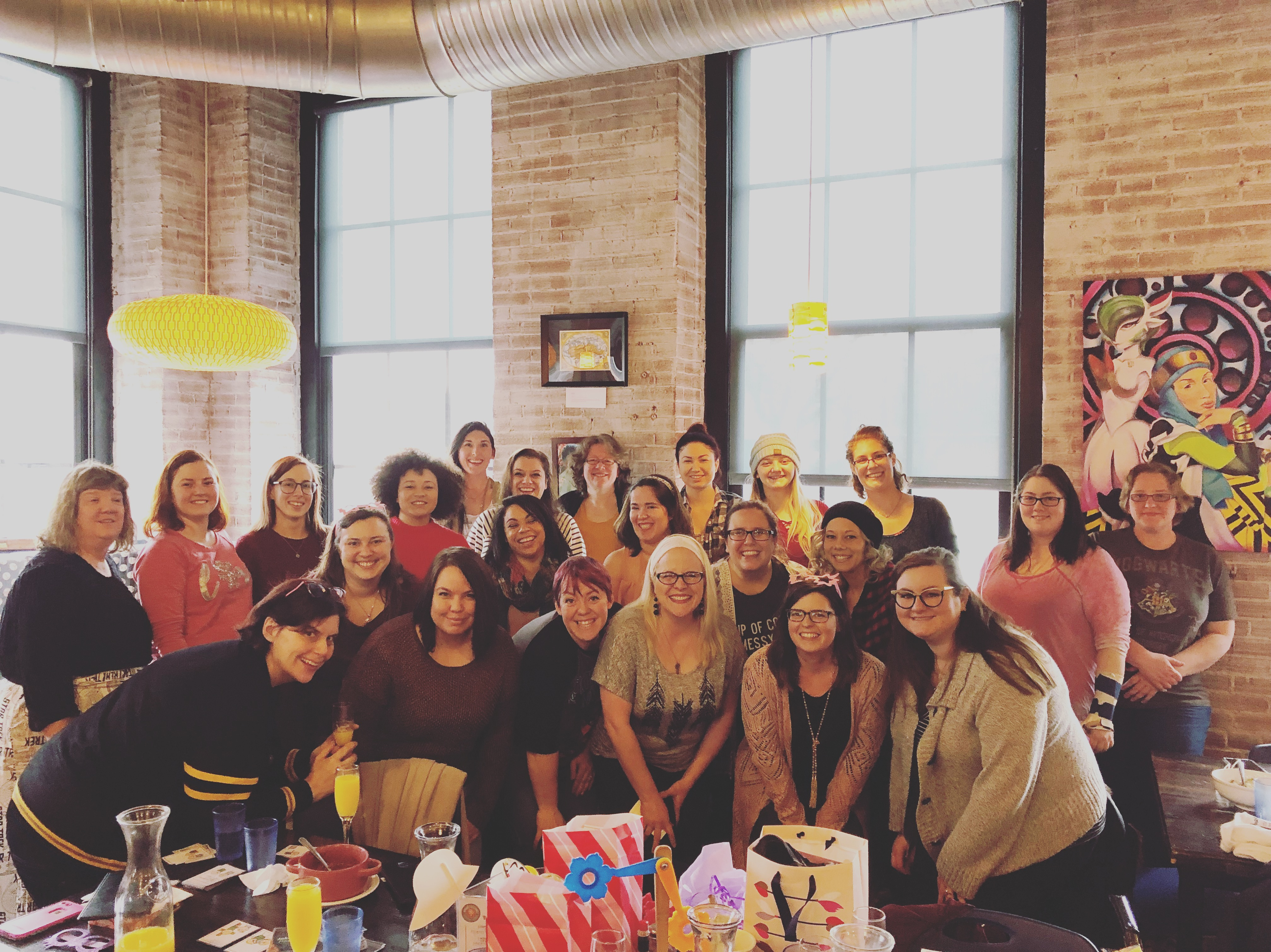 Galentine's Brunch… It's Only the Best Day of the Year