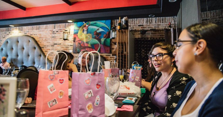 GGB Ft. Lauderdale – Underappreciated Fandoms Galentines Day Brunch