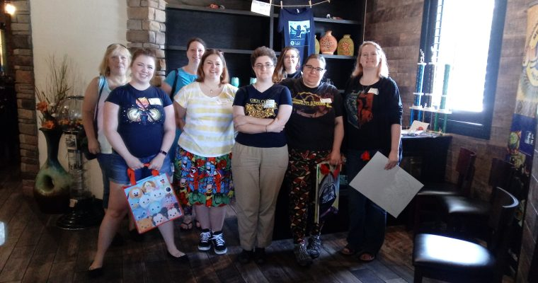 Geek Girl Brunch Newport News Launch & Fandom Mash-up Brunch!