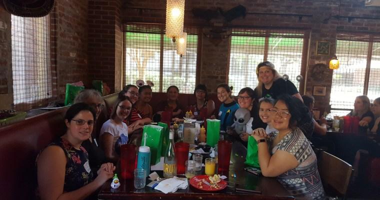 Geek Girl Brunch Gainesville Parties With Aliens
