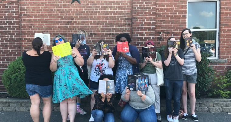 GGB Fairfield's Two Year Anniversary Book Swap!