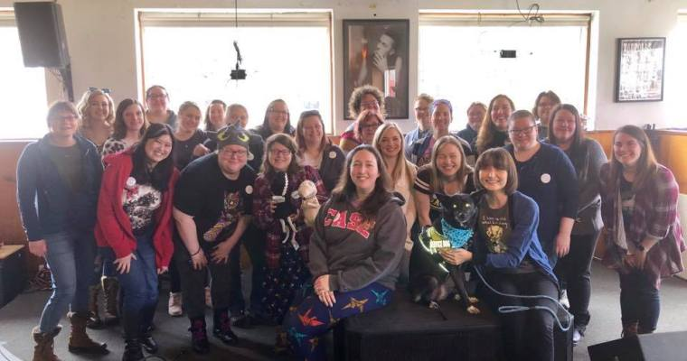 Geek Girl Brunch Cleveland Goes to the Dogs!