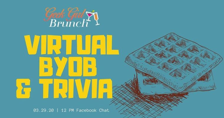 March Brunches Go Virtual
