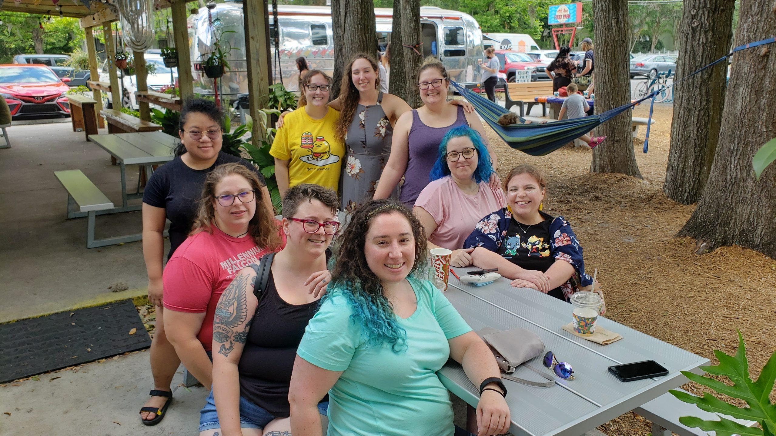 Geek Girl Brunch Gainesville's Memorial Day Meet Up