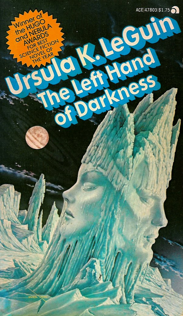 Image result for ursula le guin left hand of darkness