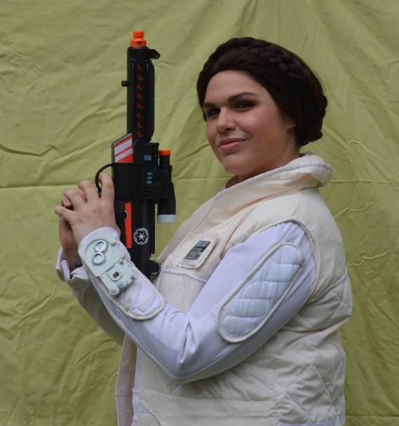 Princess Leia, Hoth Gear (V:ESB)