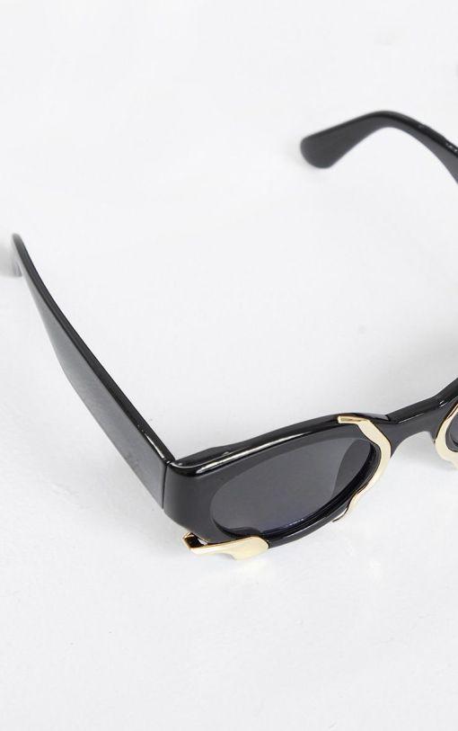 womens black aviator sunglasses