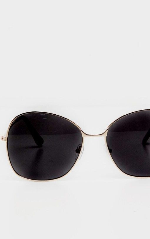 womens classic black aviator sunglasses