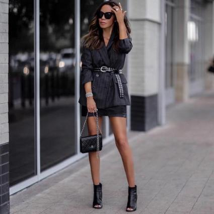 Winter Night Out Outfits 1111