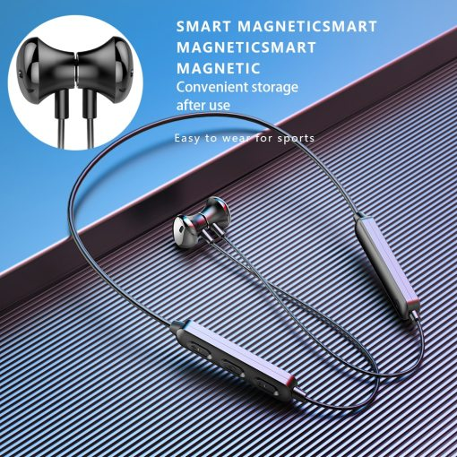 Sport Bluetooth Wireless Stereo Headphones With Built in Microphone