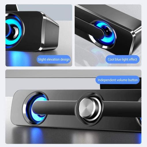 Bluetooth Computer Speakers With Subwoofer