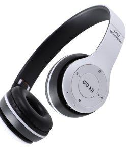 Hybrid Active Noise Cancelling Bluetooth Headphones