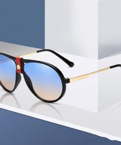 Fashion New Sunglasses Brand Design Women Men Vintage Sun glasses Luxury UV400 Sunglass Eyewear Shades gafas de sol