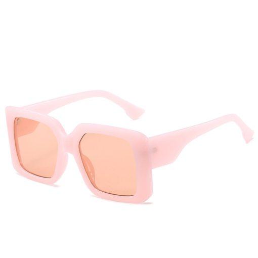 Oversize Square Sunglasses Women Fashion Retro Gradient Sun Glasses 2020 Men Blue Big Frame Glasses Vintage Eyewear UV400