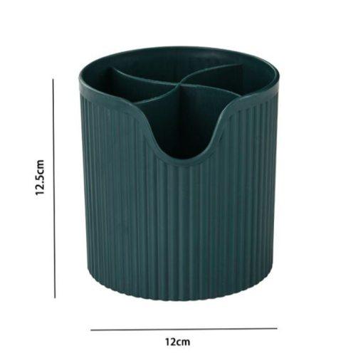 Multi-Purpose Plastic Tabletop Cabinet for Storage