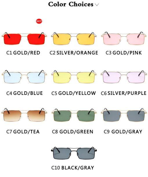 2021 Classic Retro Sunglasses Women Glasses Lady Luxury Steampunk Metal Sun Glasses Vintage Mirror Oculos De Sol Feminino UV400