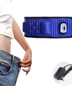 Electric Slimming Belt Belly Muscle Waist Trainer