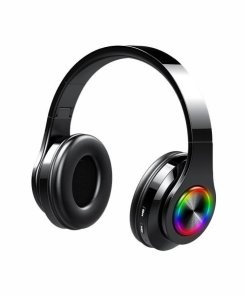 HBQ T6 Active Wireless Headphones Bluetooth Earphone 5.0 Deep Bass Stereo Noise Reduction Gaming Headsets For Mobilephones music
