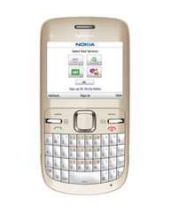 Nokia C3 Blanco