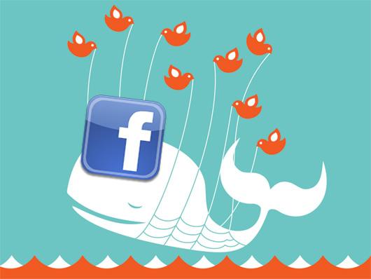 Facebook ha caido