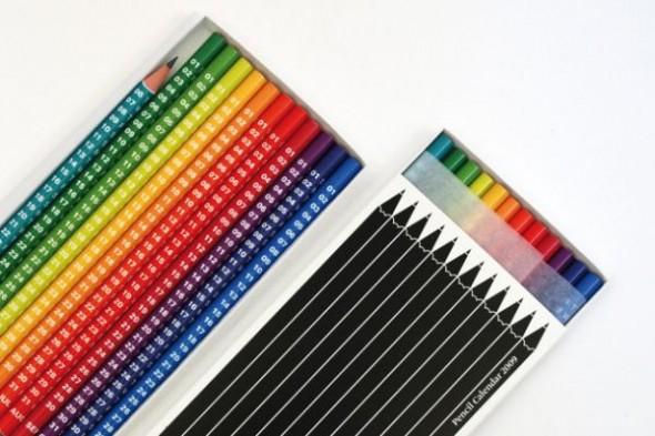 Calendario de Crayones