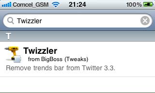 Twizziler