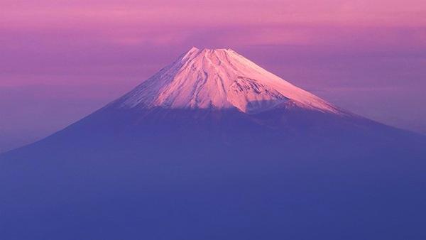 Monte Fuji Tokio - Mac OS X