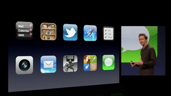iOS 5 Keynote WWDC