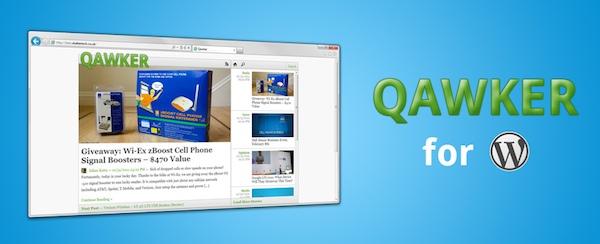 Qawker el Theme de WordPress igual que Gizmodo y Lifehacker