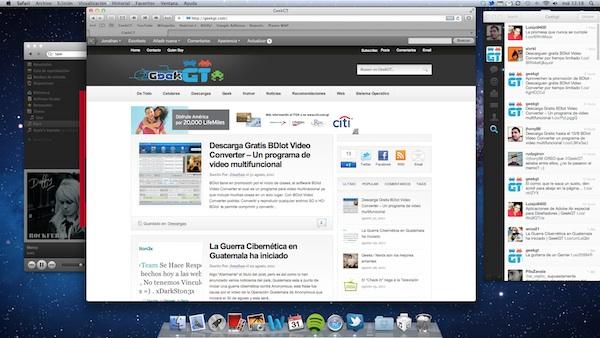 Captura de pantalla en cualquier dispositivo
